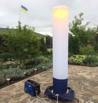 Портативний освітлювальний прилад «ВЕЖА», фото 2