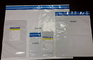 Сейф-пакет поліетиленовий, фото 2