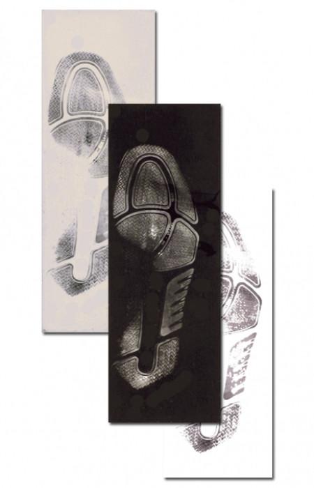 Гель-ліфтери для зняття відбитків взуття