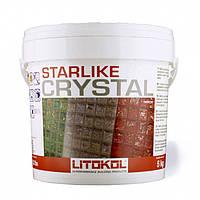 Затирка Starlike С351 красный, Литокол эпоксидная 2,5кг, фото 1