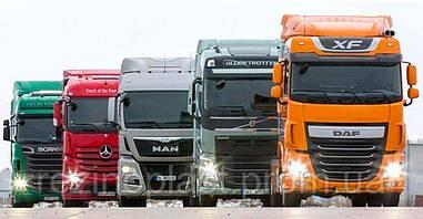 РТИ изделия для грузовых автомобилей