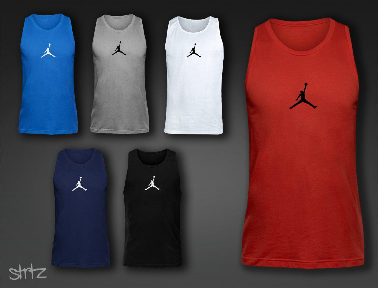 b7aa6c0d Летняя майка мужская модная баскетбольная майкл джордан Jordan: 245 ...