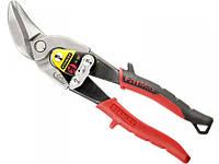 Ножницы рычажные по металлу левые изогнутые 250мм Stanley