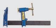 Струбцина винтовая IRIMO L150x90 мм (256001)