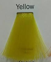 Тонирующий гель Желтый/Yellow Disco Colors Luxor