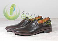 Кожаные мужские туфли L-STYLE 730кор 43,45р., фото 1