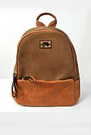 Рюкзак Casual  коричневый