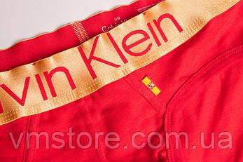 Плавки мужские копия бренда, красные XL, фото 2