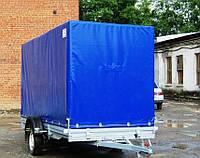 Тент на прицеп легкового авто из ткани ПВХ 650г/м2- Бельгия
