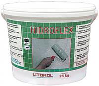 Эластичная гидроизоляция  Hidroflex, 20кг (Литокол), фото 1
