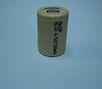Аккумулятор технический MastAK 4/5 Sab-c 1,2v 1300mAh (Ni-Cd)