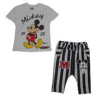 Костюм для мальчика 1-3р.(86-98) 2090 футболка и шорты