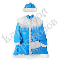 Карнавальный костюм Снегурочка L-80см