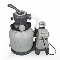 Фильтр-насос грубой очистки 220V, 7949 л/ч (насос), 6057 л/ч (фильтр) (28646)