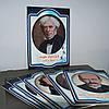 Портрети видатних фізиків Майк Фарадей