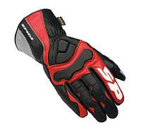 Мотоперчатки Spidi Z100-R Black/Red/Silver A105 146 L
