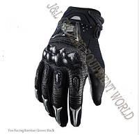 Мотоперчатки Bomber черные 03009-021-L FOX