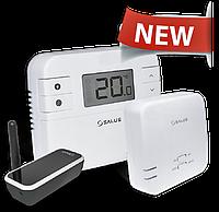 Интернет-термостат Salus RT310i - беспроводный - с возможностью программирования через мобильное приложение
