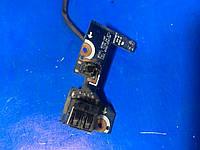 Плата USB, кнопка ВКЛ BA92-05473A Samsung NP-R522