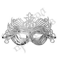 Венецианская маска Изабелла (серебро)