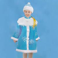 Маскарадный костюм Снегурочка L-60см