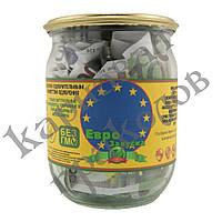 """Денежный подарок """"Евро закуска"""""""