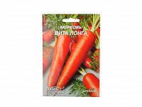 Семена Морковь Гигант Вита Лонга Семена Украины 20 г