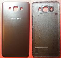 Задняя черная крышка для Samsung Galaxy J7 2016 J710   J710F   J710FN   J710H   J710M   J7108   J7109