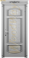 ЛОНДОН стекло шпонированные межкомнатные двери