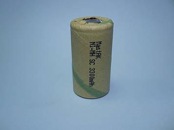 Акумулятор технічний MastAK Sab-c 1,2 v 3300mAh (Ni-Mh)