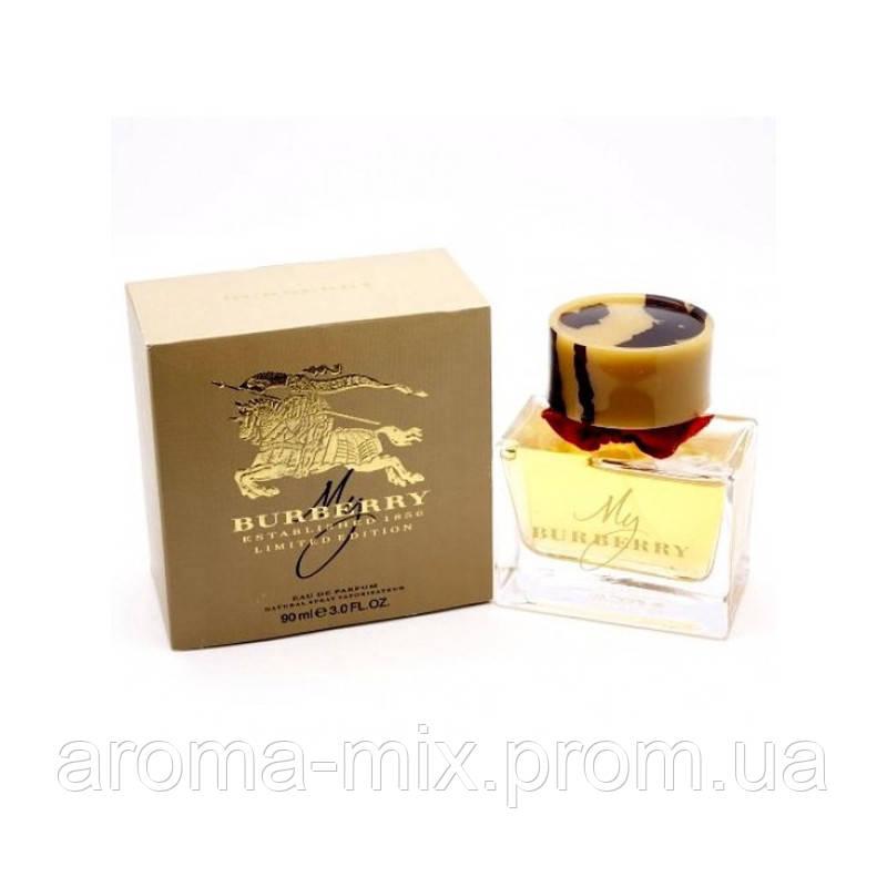 My burberry established 1856 limited edition - женский парфюм