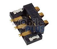 Коннектор батареи для Samsung i9000, i9001, i9003, i9010, i9020, i9023