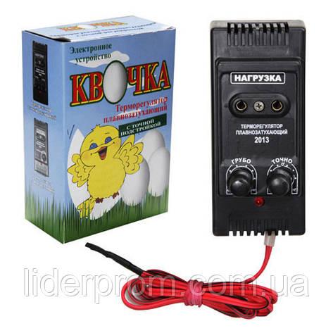 Терморегулятор Квочка 2 аналоговый для инкубатора, фото 2