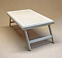 Столик-поднос для завтрака Даллас ришелье (без отделки)