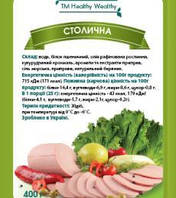 """Вегетарианская колбаса """"Столична"""""""