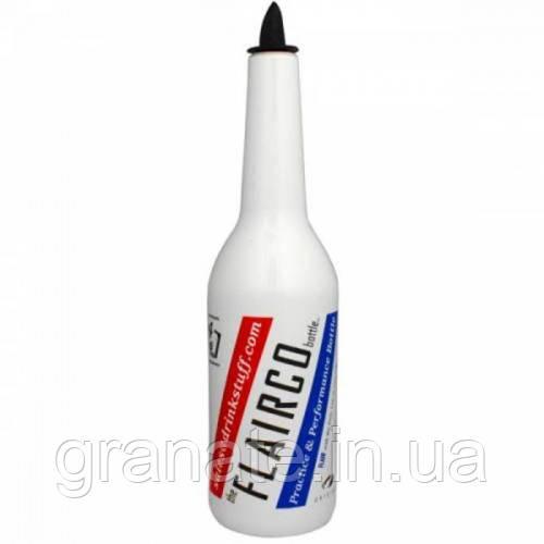 Бутылка для флейринга 500 мл, цвет: белый