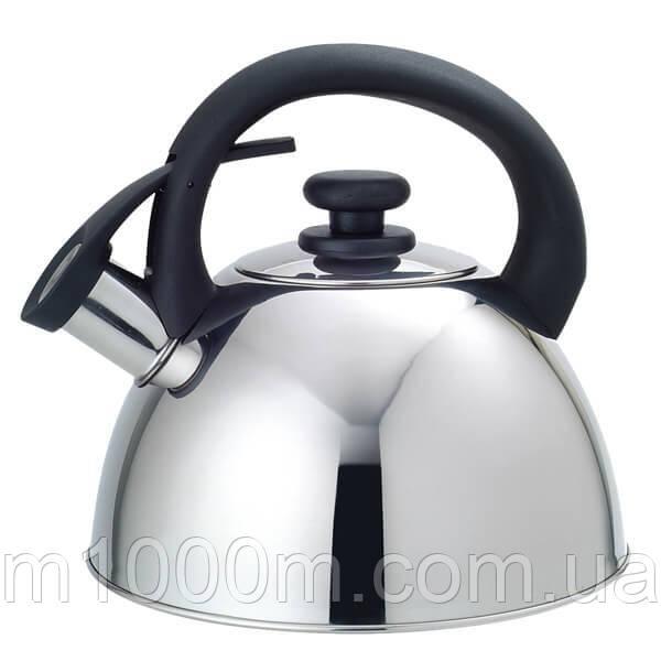 Чайник нержавеющий 2,5л Maestro MR 1302