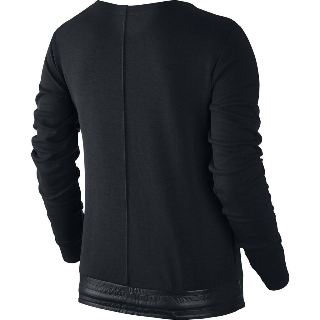 78a80b98 Кофта женская Nike W NSW AV15 CRW FLC 804016-010, цена 999 грн., купить в  Ивано-Франковске — Prom.ua (ID#671330349)