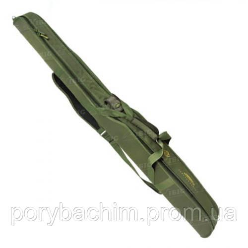 Чехол для удилища Акрополис КВ-6а жесткий 190см