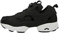 Женские оригинальные кроссовки Reebok InstaPump Fury OG Black (Рибок ИнстаПамп) черные