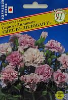 Гвоздика садовая Лилипот Светло-лиловая F1