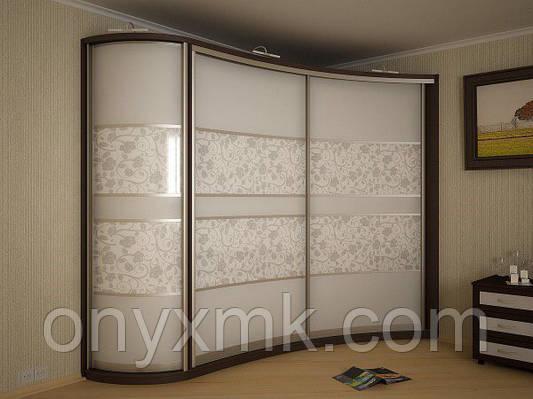 волнообразный шкаф купе гардеробные системы топ лайн продажа