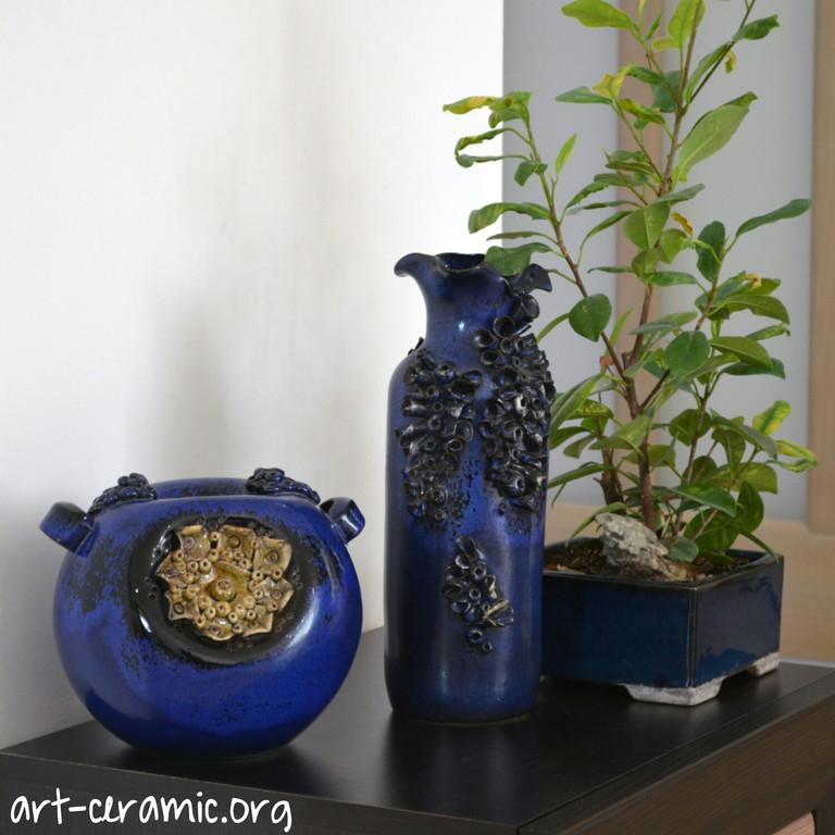 Керамика в интерьере