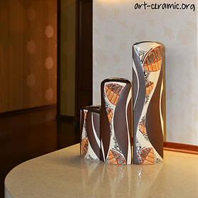 Керамика в интерьере 21