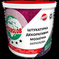 Штукатурка декоративная мозаичная акриловая Anserglob (25кг)