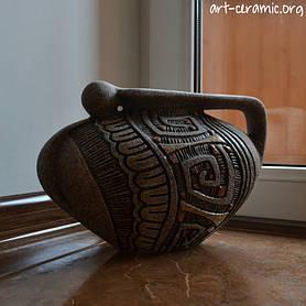 Керамика в интерьере 23