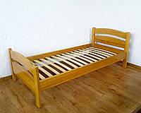 """Кровать """"Марта"""" (190\200*90). Массив - береза. Палитра - 10 цветов на выбор."""