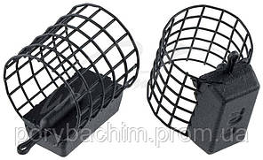 Кормушка фидерная крашенная (ц.:черный) 40 гр