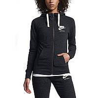 Женская толстовка Nike Gym Vintage 883729-010