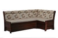 """Кухонный угловой диван """"Парус"""" со спальным местом"""